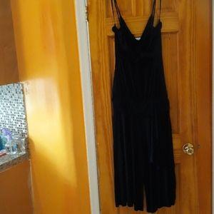 Newlook Black Stretch Jumpsuit
